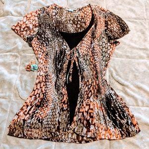 Fred David blouse